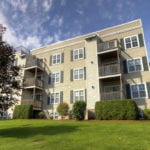 Carlton Place Exterior | Apartments in Lowell