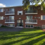 Imperial Gardens Exterior | Apartments in Lowell